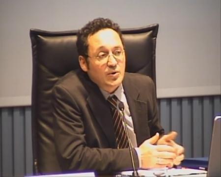Álvaro García Ortiz, fiscal de Medio Ambiente de Galicia. - Xornada: Competencias da Administración Local na aplicación da Lei 3/2007,de 9 abril, de prevención e defensa contra os incendios forestais de Galicia
